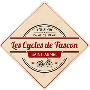 les cycles de tascon logo 300